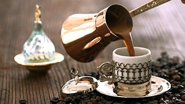 Café Turc et Café Moyen-Orient